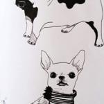 Little Dogs 2 & 3