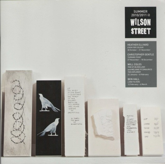 Wilson-St-Gallery-catalogue cover